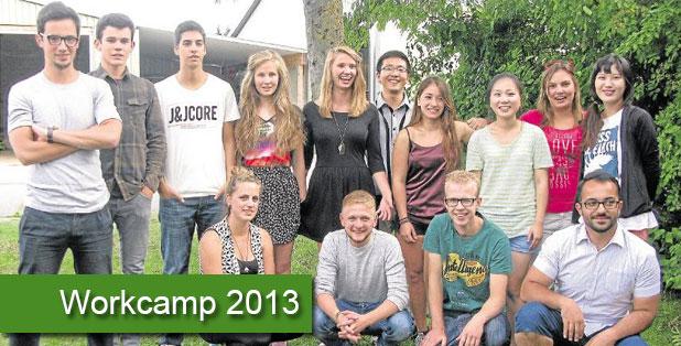 workcamp 2013
