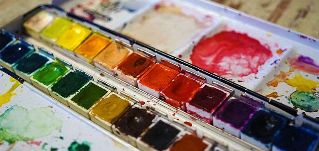 Einführung in die Aquarellmalerei