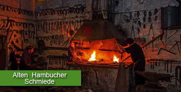 Alten Hambucher Schmiede