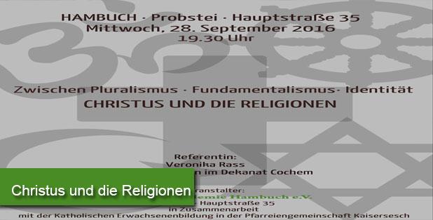 Christus und die Religionen