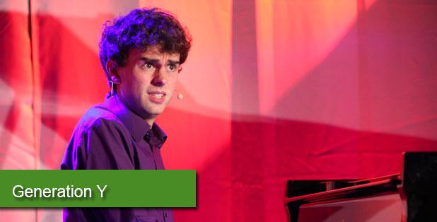 """""""Generation Y"""" Liederabend mit Matthias Ningel"""
