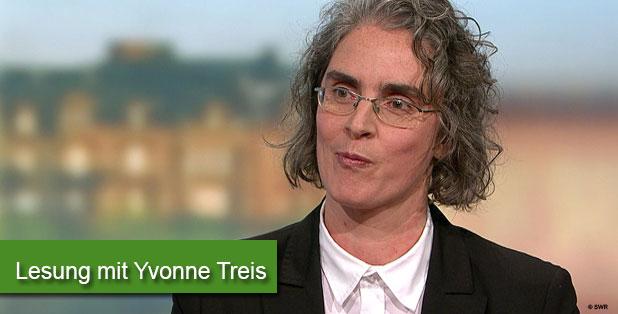 Lesung mit Yvonne Treis