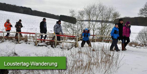 Loustertag-Wanderung 2015