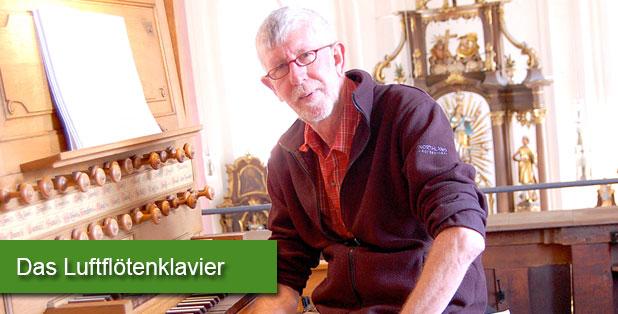 Peter Friesenhahn: Luftflötenklavier
