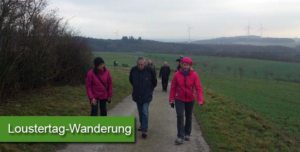 Loustertag-Wanderung 2016