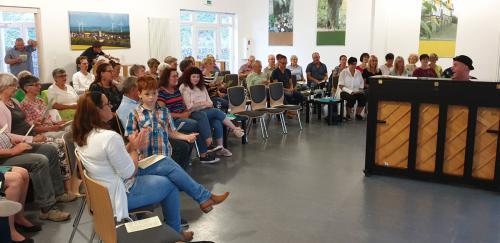 Mitsing-Konzert - Dorfakademie Hambuch
